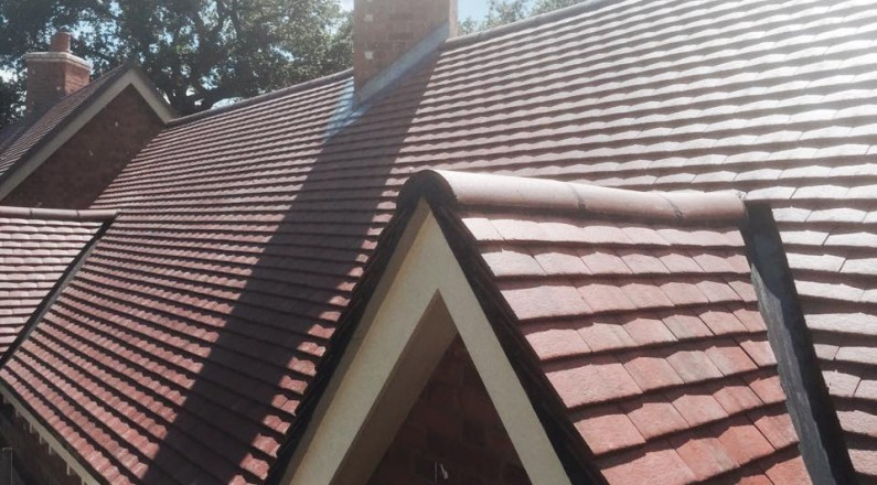 New Roof in Dorset