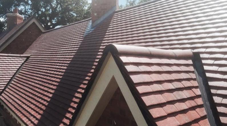New Roof in Dorset