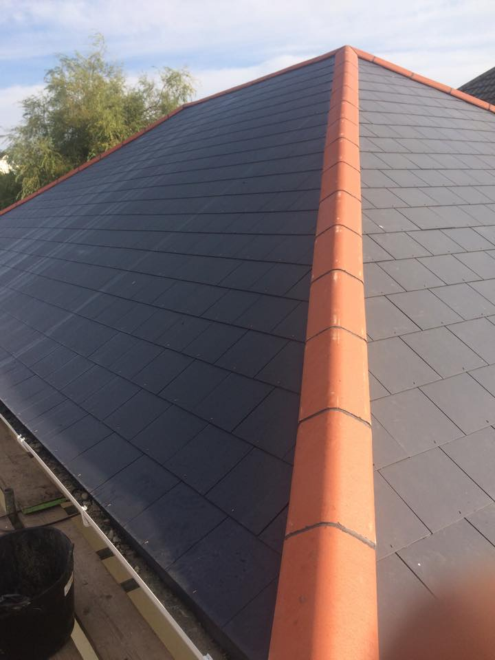 Re-roof in Parkstone